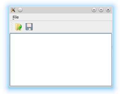 QFileDialog on KDE
